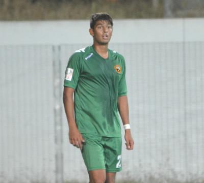 Zaid Patel CapeTownFootball Zaid Patel